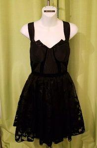 Batgirl Formal Cosplay Dress + Free Gift NWT